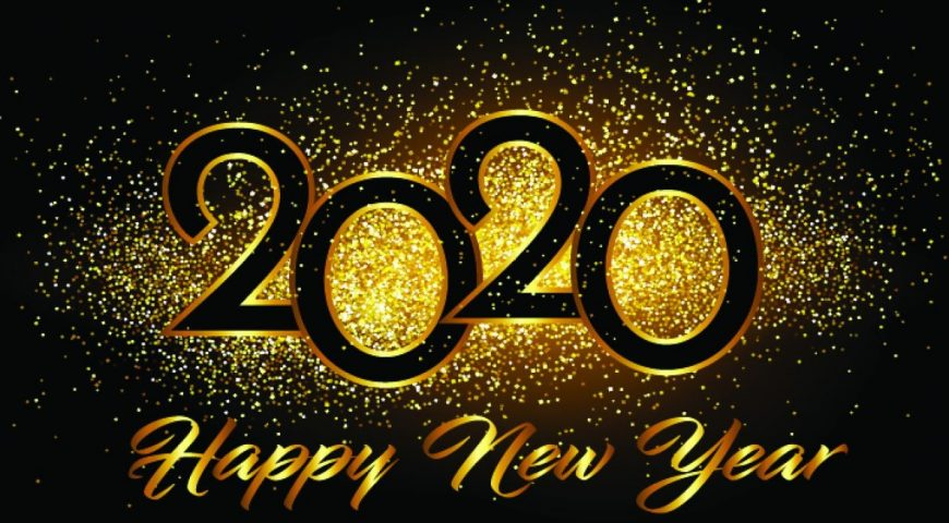 Happy New Decade 2020!