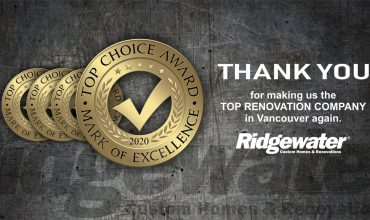 BEST RENOVATION COMPANY FOR THE VANCOUVER AREA 2020