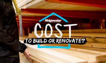 What are the cost of building or renovating?