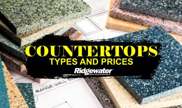 COUNTERTOP TYPES AND PRICES