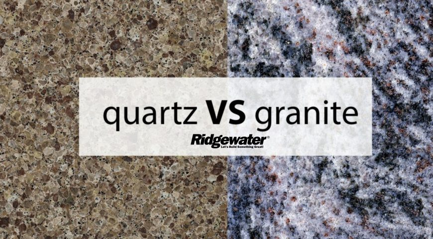 Battle of the Countertops: Granite vs. Quartz