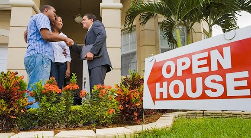 5 TIPS TO HELP PREPARE FOR AN OPEN HOUSE
