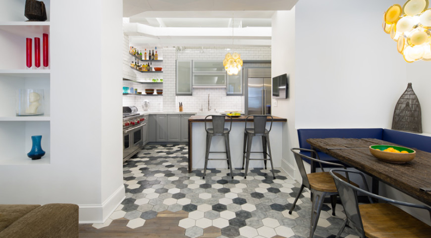 Top Trending Tile Décor Options